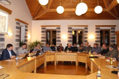 Foto zu Meldung: Notizen aus dem Gemeinderat Prackenbach vom 26.02.2020