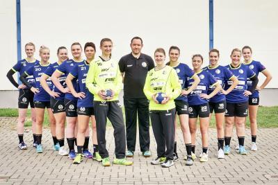 Team 1. Frauen