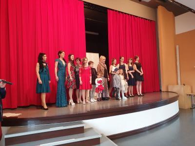 Foto zu Meldung: Jugendweihe-Messe am 29.2.2020 im Refektorium in Doberlug erlebte wieder großen Zuspruch