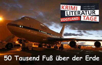 Foto zur Meldung: KrimiLiteraturTage im Planetarium Rodewisch