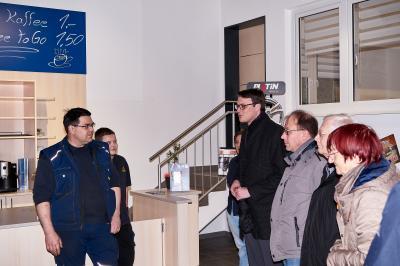 Vorschaubild zur Meldung: Betriebsbesichtigung KFZ-Service und Tuning W. Brunner