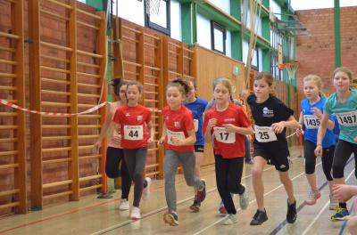 Kreis-Mehrkampfmeisterschaften in Wallenhorst