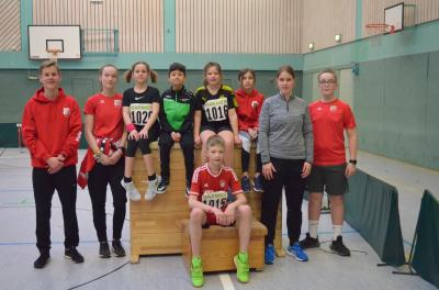 Bezirks-Hallenmeisterschaften Weser-Ems