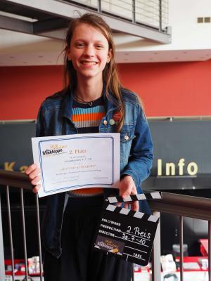 Vorschaubild zur Meldung: Erfolg bei der Heide-Wendland-Filmklappe 2020
