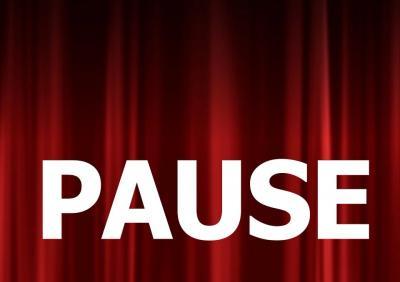 Vorschaubild zur Meldung: Theaterpause