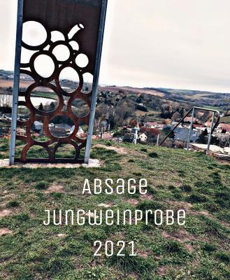 +++ Abgesagt +++ Jungweinprobe am 3. April 2021