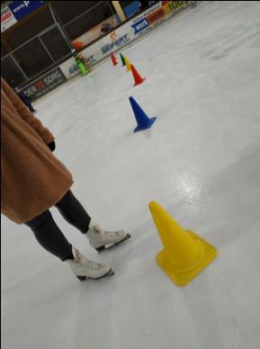 Vorschaubild zur Meldung: Mit Schwung aufs Eis