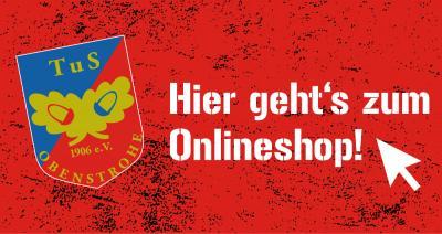 Bild der Meldung: TuS Obenstrohe eröffnet Online-Fanshop