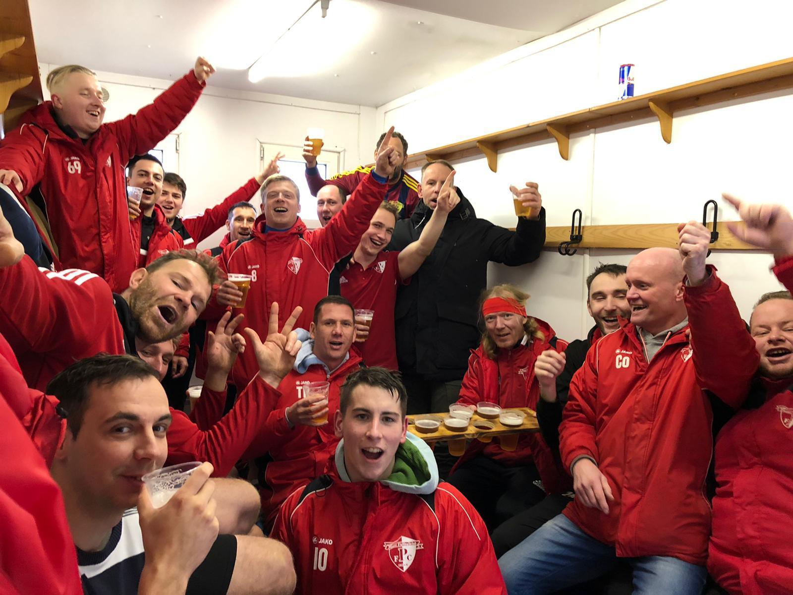 Bild der Meldung: Herren / Auswärtserfolg sichert den Einzug ins Pokalhalbfinale
