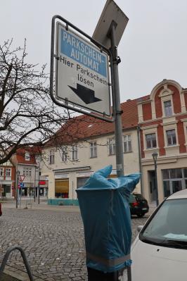 Vorschaubild zur Meldung: Parkscheinautomaten vorübergehend außer Betrieb