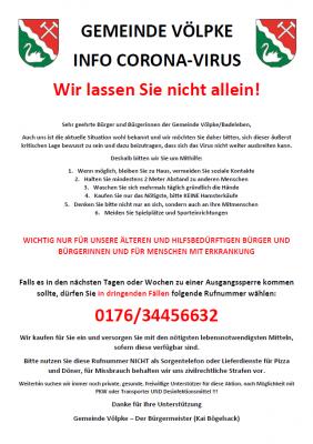 Vorschaubild zur Meldung: Corona-Info-Service-Völpke-Badeleben