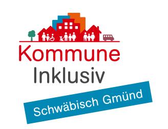 Logo Kommune Inklusiv Schwäbisch Gmünd