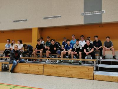 Vorschaubild zur Meldung: Leezener Jugendliche können die Sporthalle nutzen