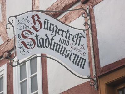 Foto zur Meldung: Museumsverein Gemünden - Aktion Zusammenhalt