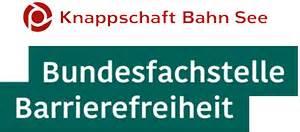 Logo Bundesfachstelle Barrierefreiheit