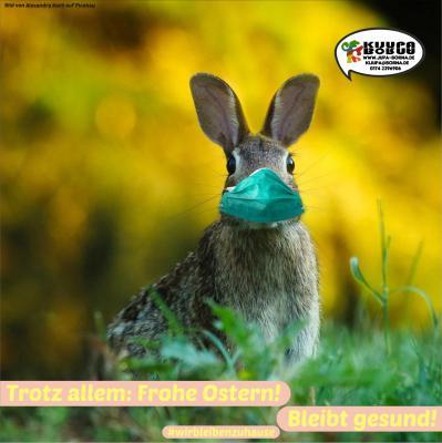 Foto zur Meldung: Trotz allem: Frohe Ostern