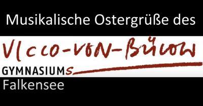 Foto zur Meldung: Ostergruß des FB Musik