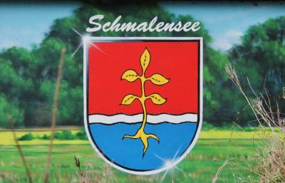 Foto zur Meldung: Das Wappen der Gemeinde Schmalensee