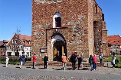 Foto zur Meldung: Glocken der Evangelischen Sankt Johannes Kirche