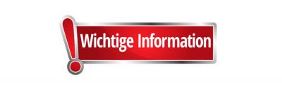 Vorschaubild zur Meldung: Aktuelle Informationen zum eingeschränkten Schulbetrieb und zur Notbetreuung in den Grundschulen und Kindertagesstätten ab Montag 20.04.2020 bis 03.05.2020