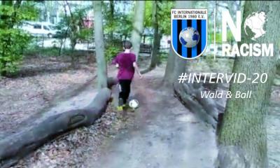 Vorschaubild zur Meldung: #INTERVID-20 | Ball & Wald
