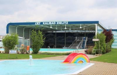 Foto zur Meldung: Vorerst keine Eröffnung des Kalibades Zielitz!