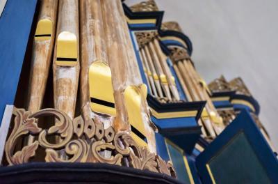 Orgel in der St.-Petri-Kirche