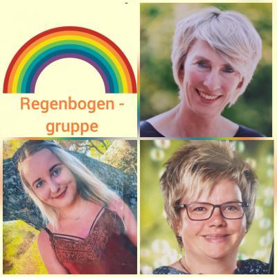 Vorschaubild zur Meldung: Liebe Regenbogengruppe