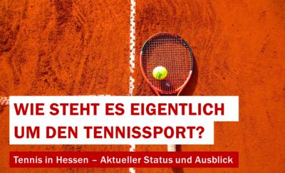 Foto zur Meldung: Tennis in Hessen