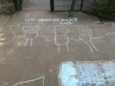Vorschaubild zur Meldung: Für Eltern und Kinder während der Coronazeit