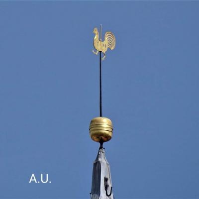 Foto zur Meldung: Kirchturmspitze