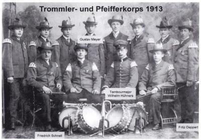 Foto zur Meldung: Dit und Dat, 2012 100 Jahre SpmZg