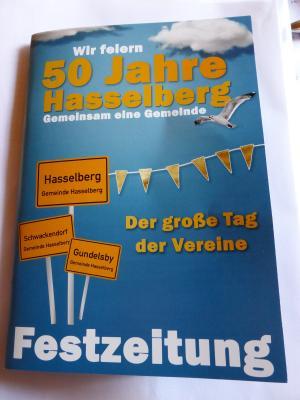 Vorschaubild zur Meldung: 50 Jahre Hasselberg Gemeinsam eine Gemeinde