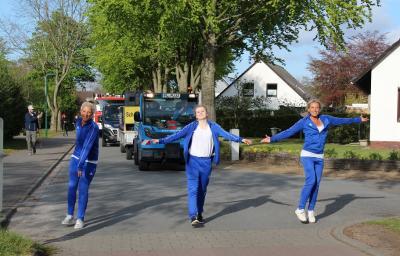 Foto zur Meldung: Schafflund bleibt zu Hause – und feiert trotzdem