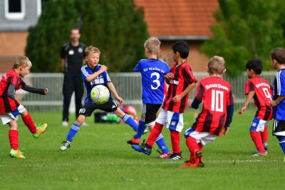 Vorschaubild zur Meldung: Thüringer Fußballer und Vereine für Saisonabbruch im Nachwuchs