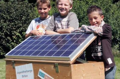 Aufruf Online Solarmobile Wettbewerb 2020
