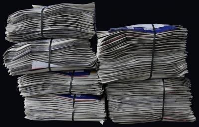 Vorschaubild zur Meldung: Altpapiersammlung im Mai