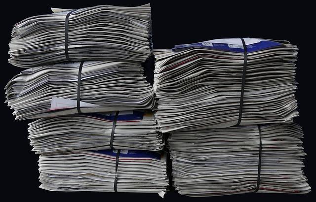 Bild der Meldung: Altpapiersammlung im Mai