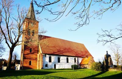 Foto zur Meldung: Wieder Gottesdienste in der Vicelin-Kirche – ab 17. Mai 2020
