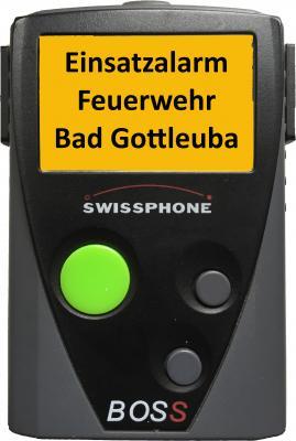© Feuerwehr Bad Gottleuba