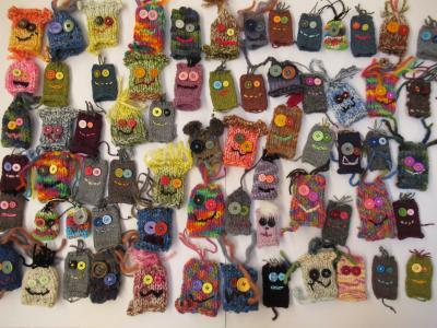 65 Monsterchen