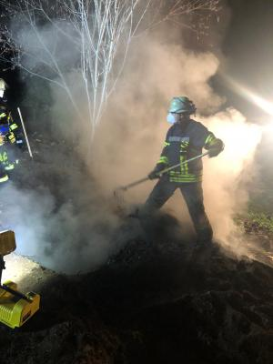 Vorschaubild zur Meldung: Einsatz 19/2020 Feueralarm