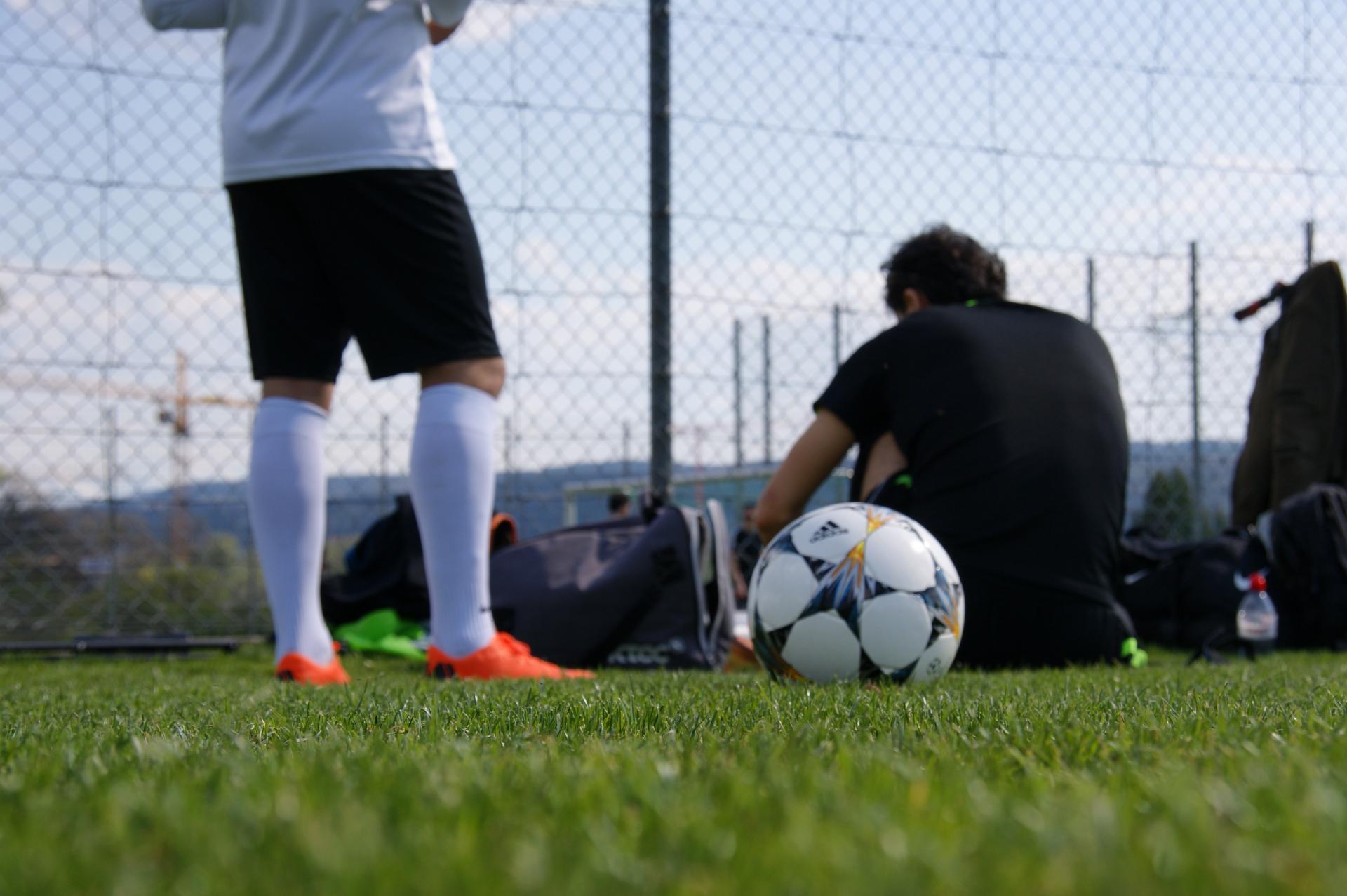 Bild der Meldung: Trainingsbetrieb Jugendfußball