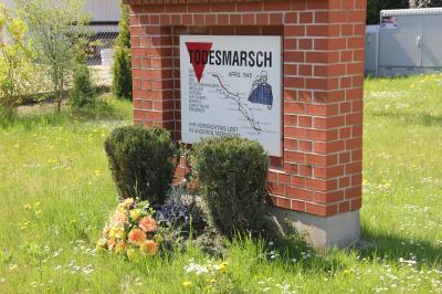 Vorschaubild zur Meldung: Gedenkveranstaltung - 75 Jahre Frieden