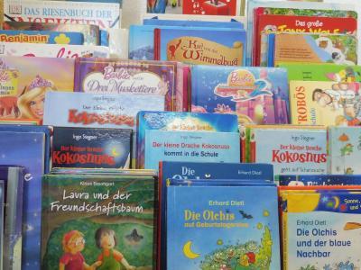 Bibliothe Brück - Kinderbücher