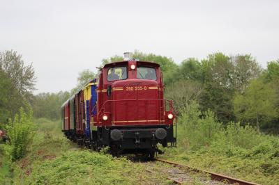 MKO auf der Küstenbahn