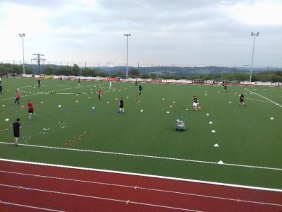 Unsere Jugendmannschaften trainieren wieder