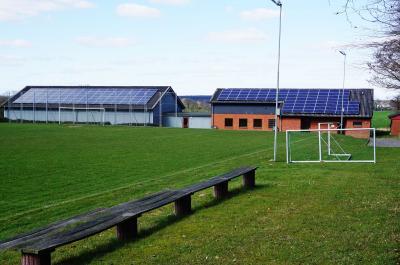 Foto zur Meldung: Neustart des Sportbetriebes beim SV Schmalensee