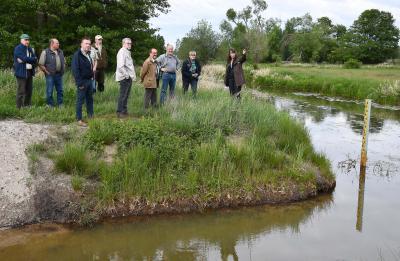 Foto zu Meldung: Flussschleifen Erfolgsgeschichten des Naturschutzes