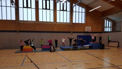 Vorschaubild zur Meldung: Der TV-Wallersdorf darf das Indoor Training wieder aufnehmen.